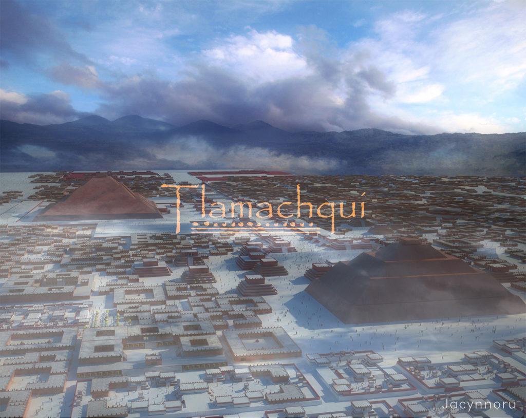 Juan Monsivais Teotihuacan,Edo. of Mexico. V-Ray.