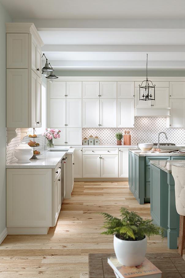 Pikcells, American kitchen CGI (V-Ray)