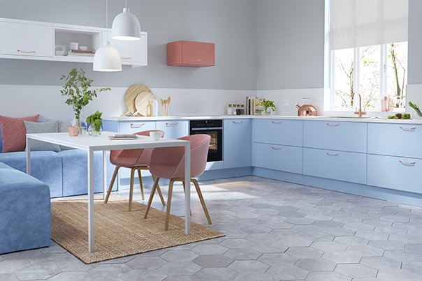 Pikcells, Macaroon range of kitchens 02