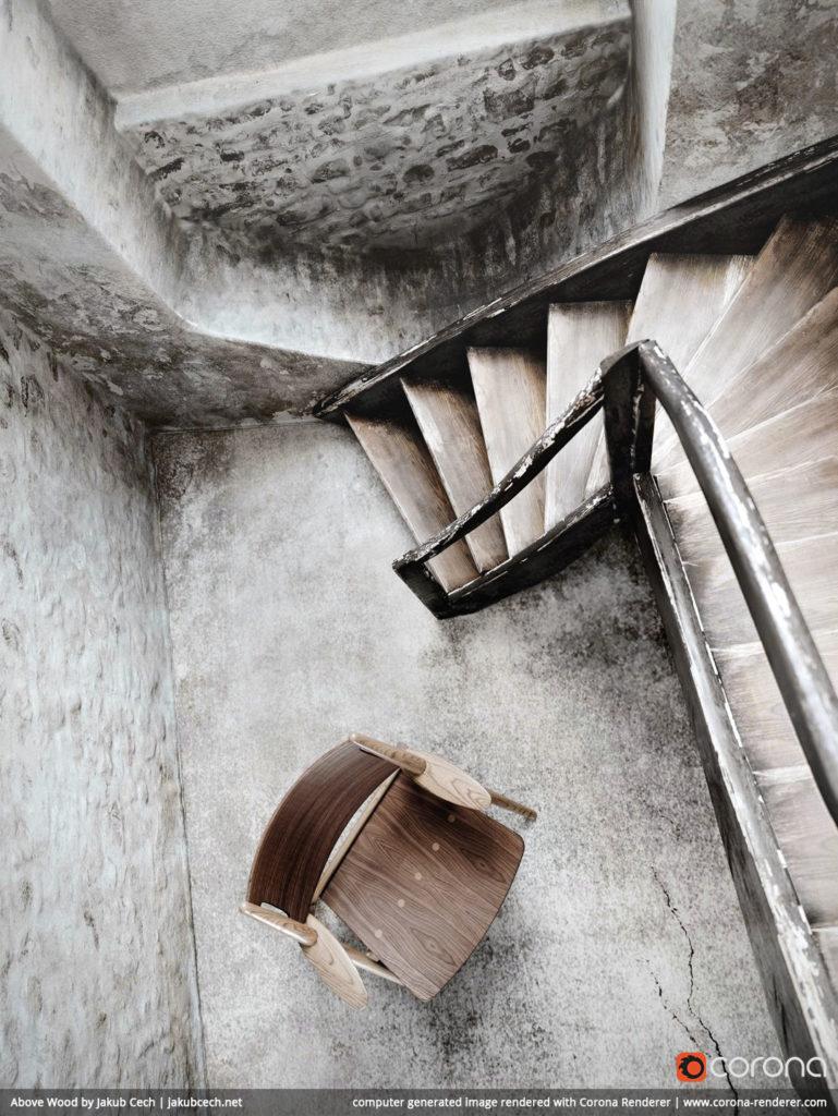 """Above Wood"" by Jakub Cech"