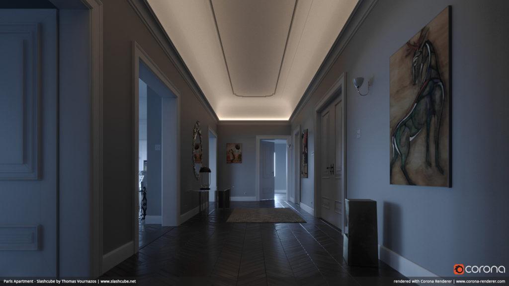 Paris Apartment 2 - Slashcube by Slashcube GmbH