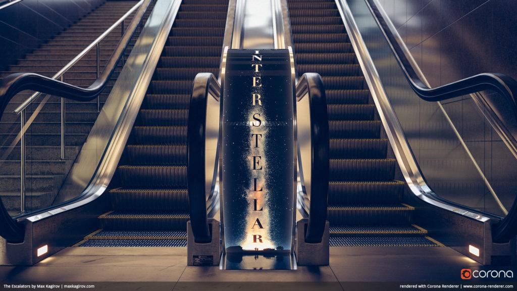 The Escalators 05 - Max Kagirov