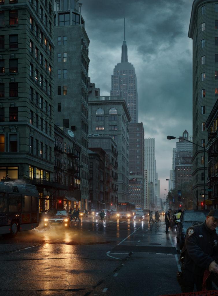 Davide Calabrò, 5th Avenue - The Witness Of... final image