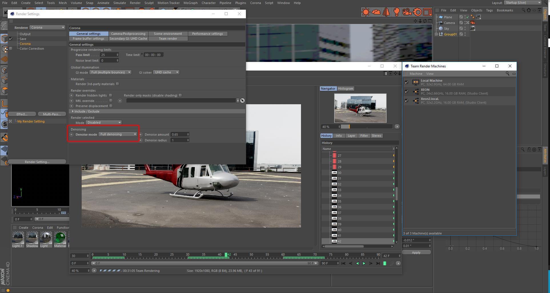 Corona Renderer for Cinema 4D, Beta 2 Released! | Corona