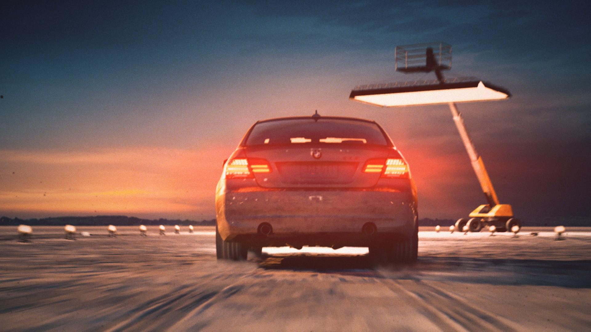 IAMSTATIC, BMW Stunt It still 02