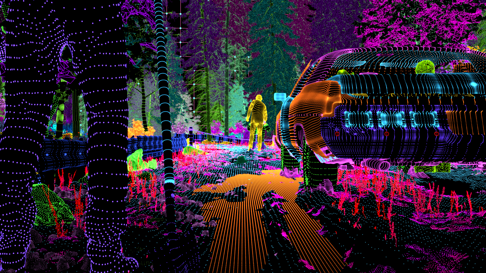 IAMSTATIC, FITC conference titles, CoronaWire render