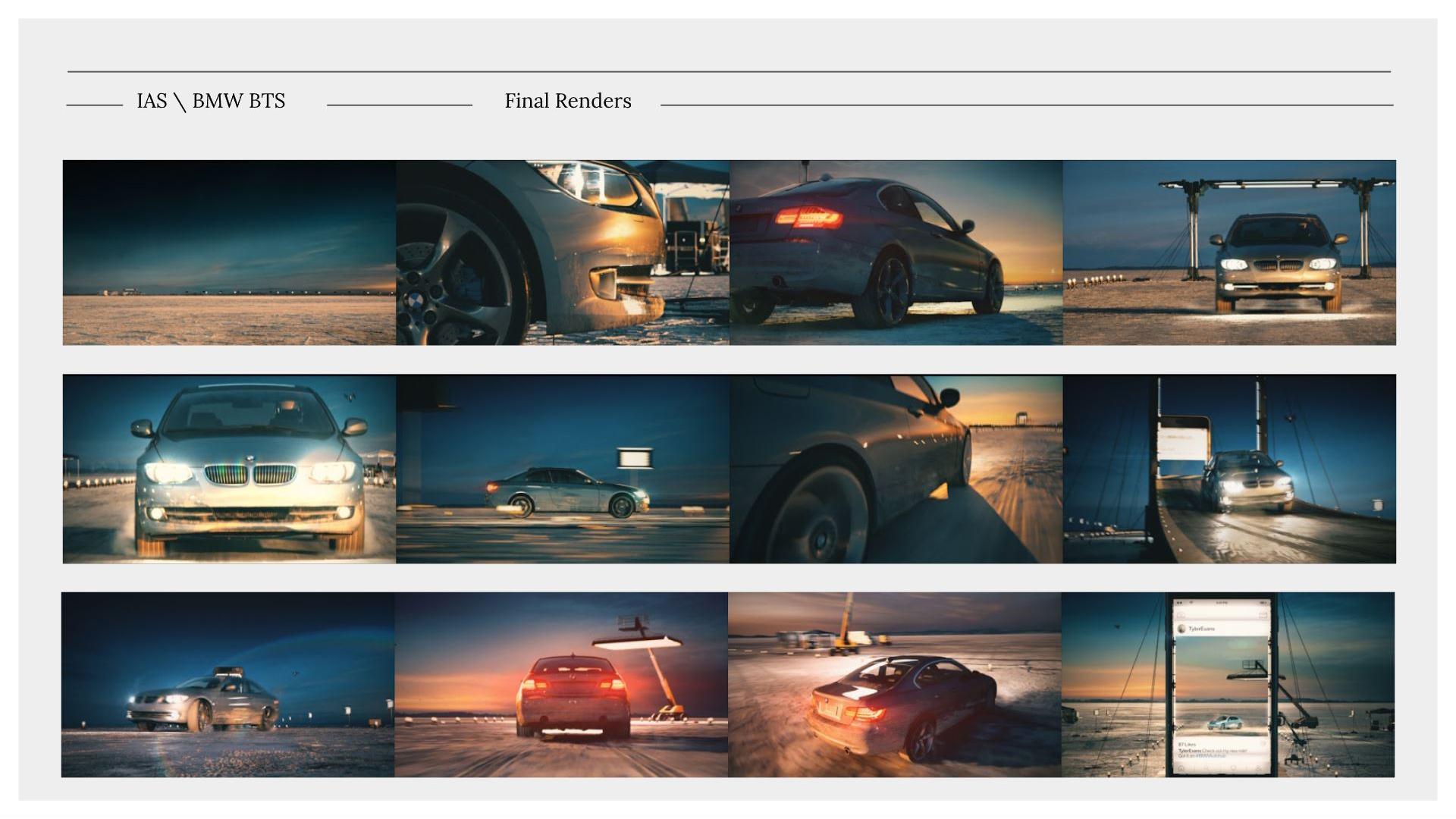 IAMSTATIC, BMW Stunt It finals