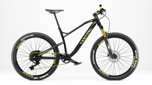 Matteo Rossi, Mountain Bike project, Cinema 4D and V-Ray