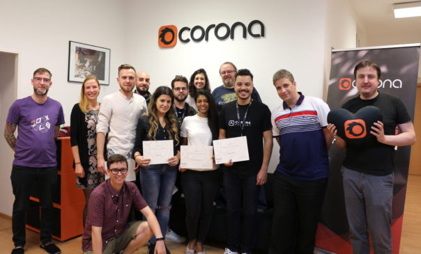 Photo from Corona Academy 10 in May 2019