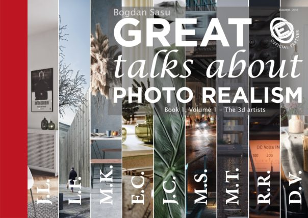 Great Talks About Photo Realism book cover.