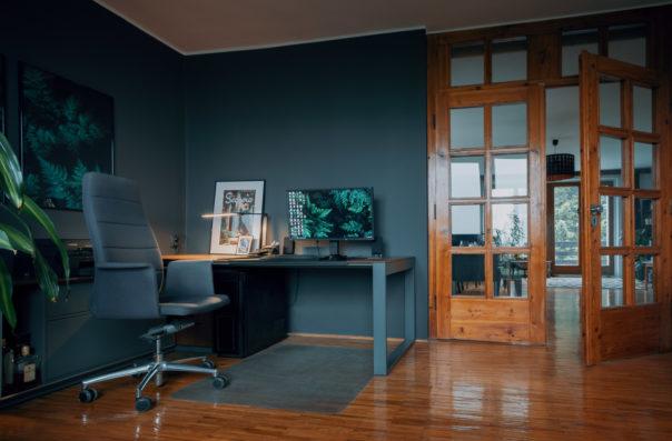 Bartek's work environment