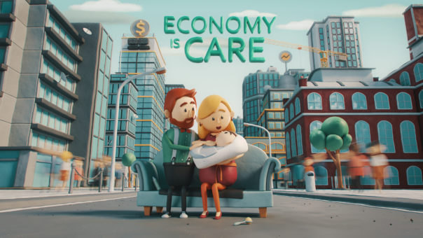 Guave Motion, Economy is Care, title image