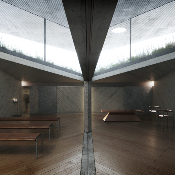 "Okdraw, ""The Gathering"" by Nuno M Sousa Arquitectura"