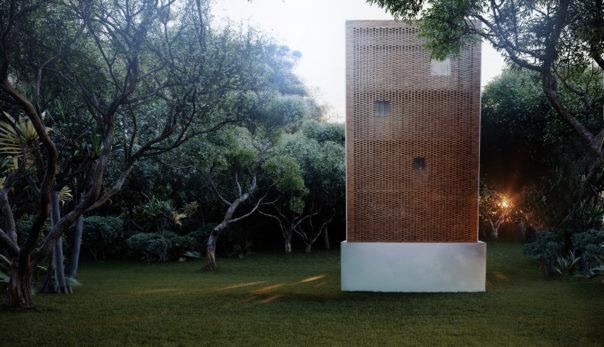 Jakub Cech, CGI: An Artistic Medium, Garden Exterior