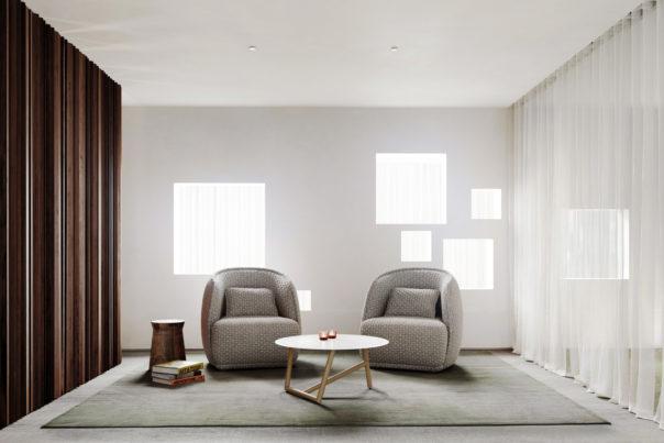 Jakub Cech, CGI: An Artistic Medium, Seating Area