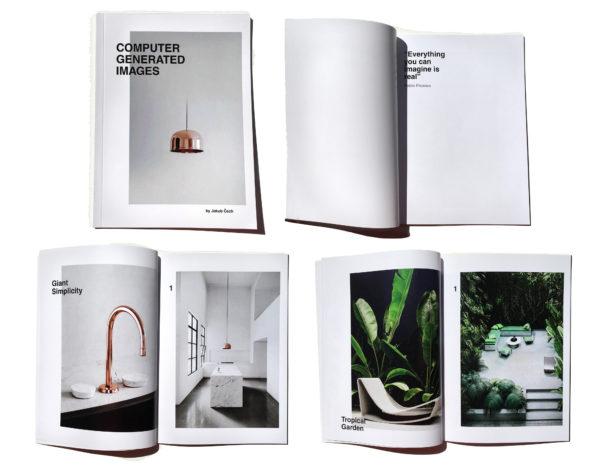 Jakub Cech, CGI: An Artistic Medium, Beautiful Computer Generated Images In print