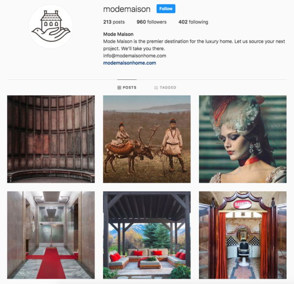 Mode Maisons Instagram page,CGI: An Artistic Medium, Jakub and his family at the Kijev Premiere!