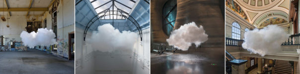 Berndnaut Smildes Indoor Clouds -Taming clouds with Florin Botea
