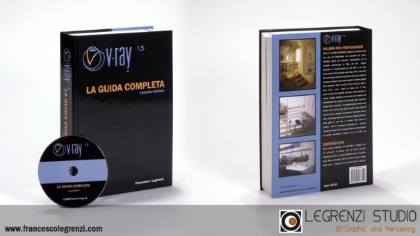 """VRay - LA GUIDA COMPLETA (2008)"" - Corona: THE COMPLETE GUIDE"