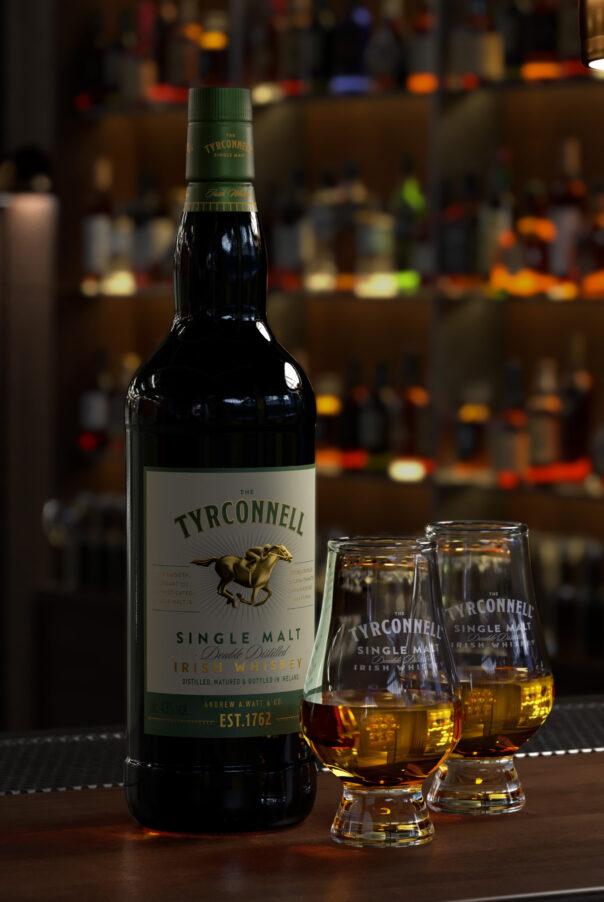 The Tyrconnell bar scene - progress so far