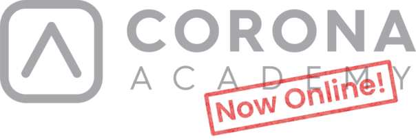 This image has an empty alt attribute; its file name is Logo-Corona-Academy-Now-Online-b-604x203.png