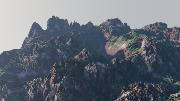 Corona Renderer 7 for Cinema 4D, the Mixture shader 02